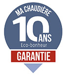 Chaudière Garantie 10ans - Eco bonheur